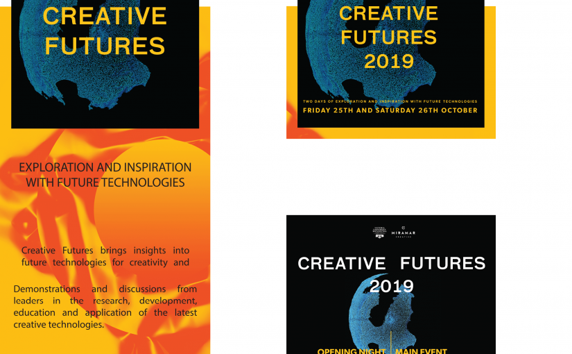 Creative Futures Conference october 2019